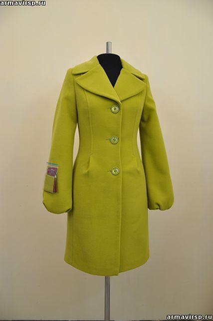 Пальто каталог